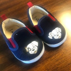 6-12 month Disney Dalmatian Slip Ons